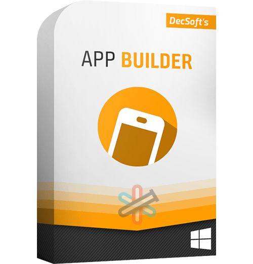 دانلود نرم افزار ساخت اپلیکیشن موبایل App Builder 2019.24 1