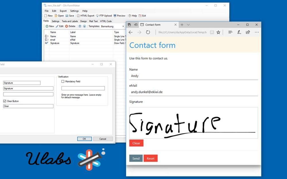 دانلود نرم افزار DA-FormMaker v4.7.0 1