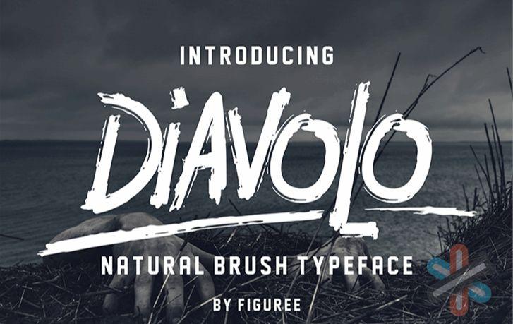 دانلود فونت DIAVOLO 1