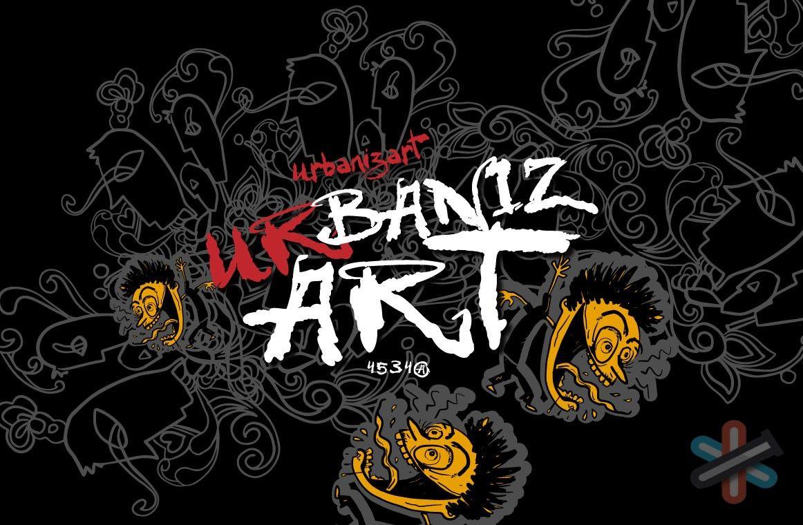 دانلود فونت VTKS Urbanizart