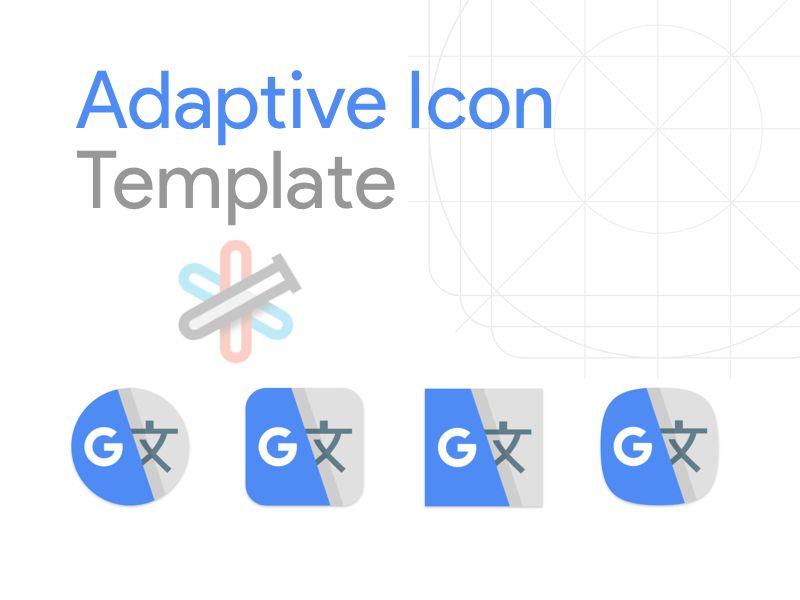 دانلود طرح آیکون مترجم گوگل برای Sketch 1