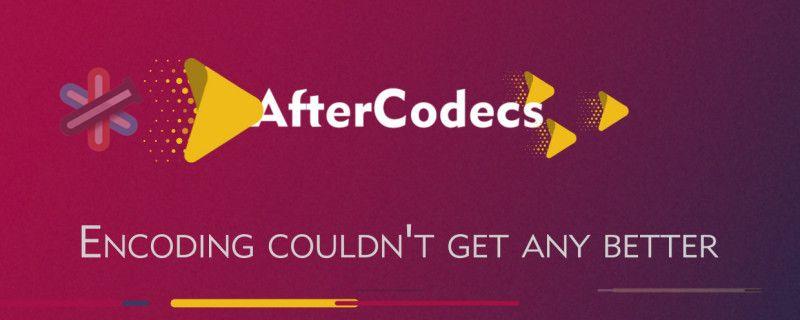 پلاگین رندرگیری سریع AfterCodecs 1.9.7 برای افترافکت + پریمیر 1