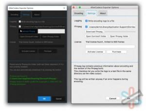 پلاگین رندرگیری سریع AfterCodecs 1.9.7 برای افترافکت + پریمیر