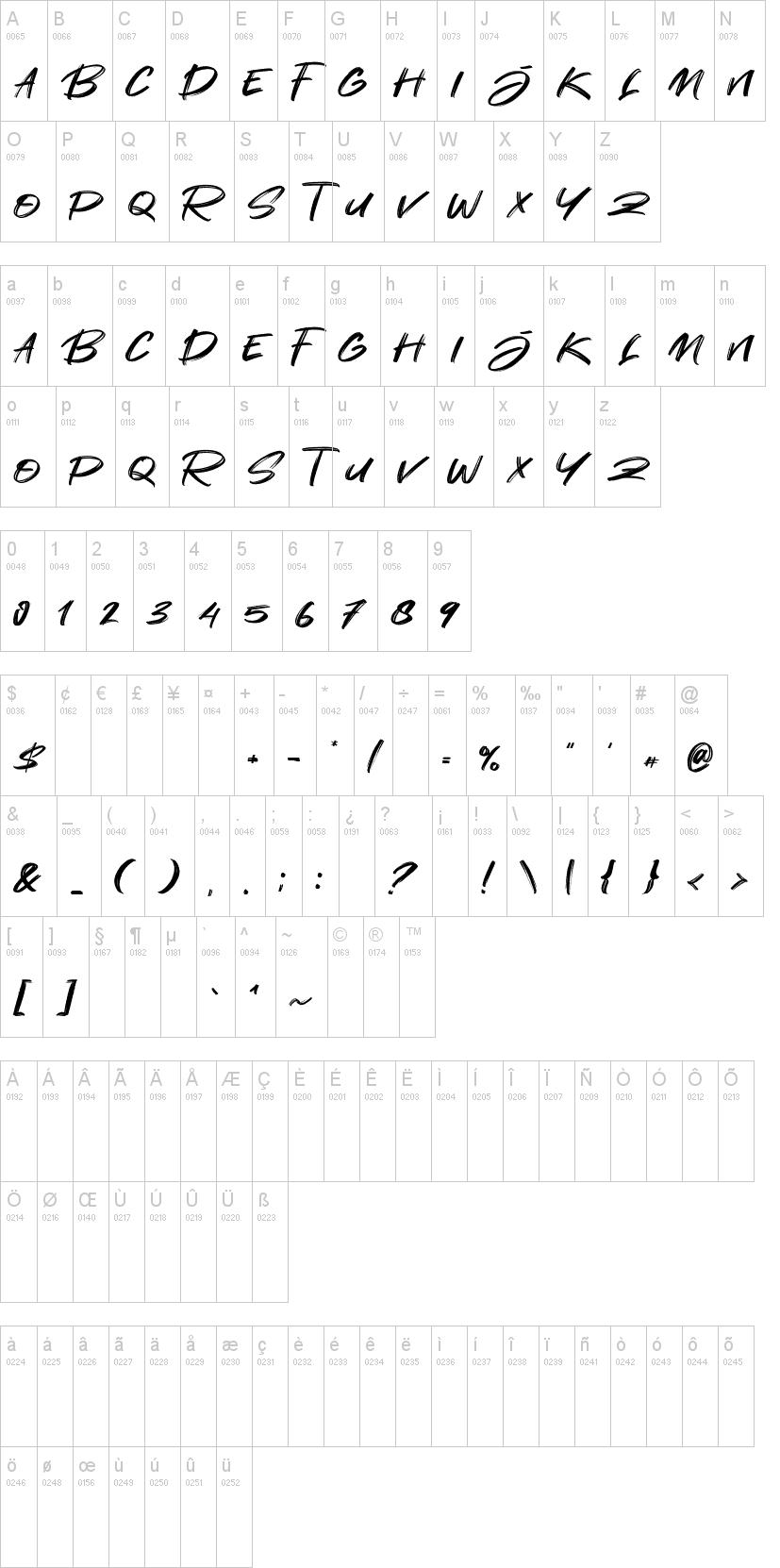 دانلود فونت Sandiago Font
