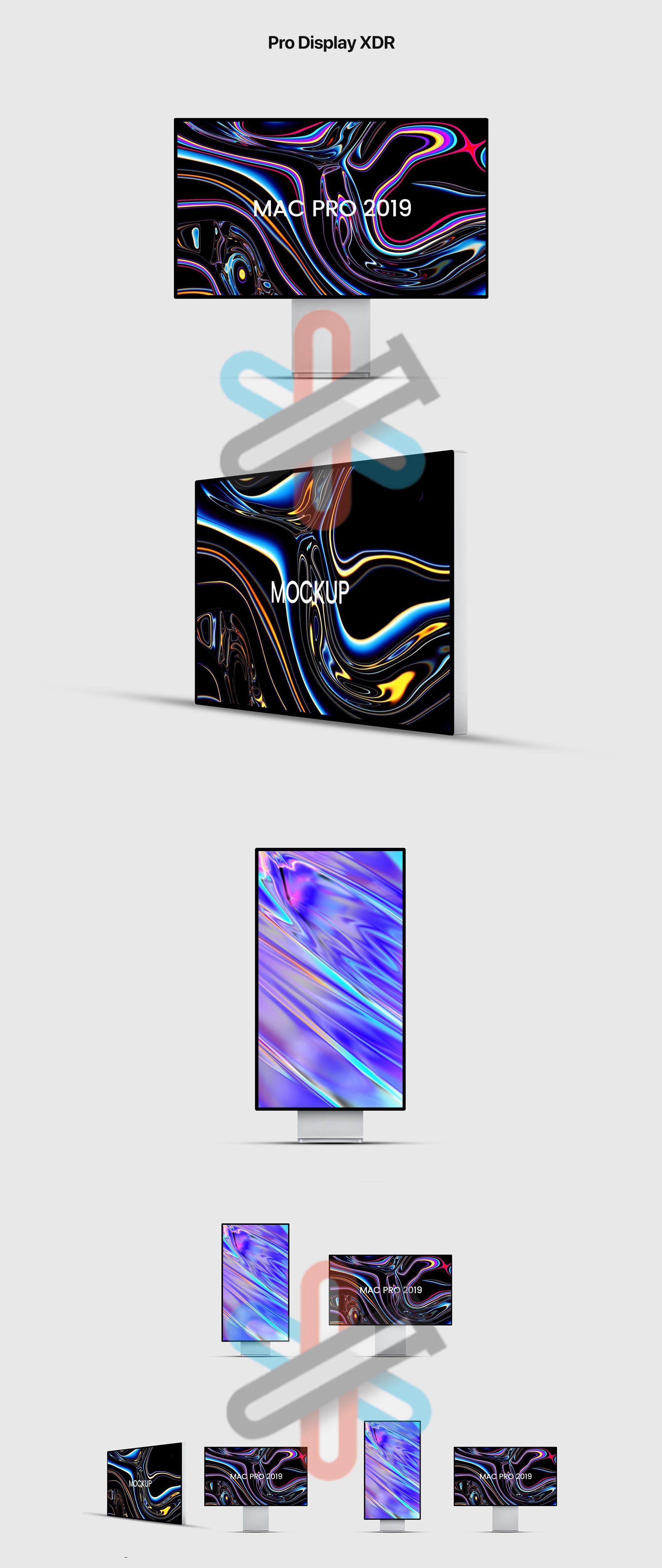 لایه باز مک پرو ۲۰۱۹ برای فتوشاپ